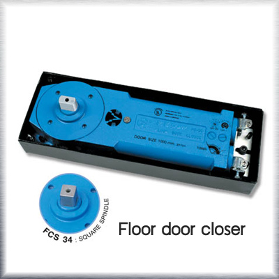 Floor Door Closer