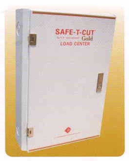 ตู้ควบคุมวงจรไฟฟ้า เซฟ-ที-คัท