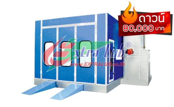 ห้องพ่นสี-อบสี ระบบอินฟาเรด ZENITE