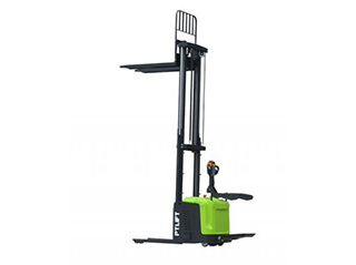 CL Full electric stacker double oil