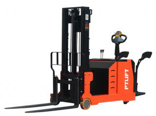 Standing Counterbalanced Electric Stacker(Standard)