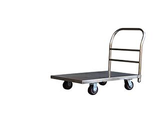 Heavy duty Stainless Steel Platform Trolley