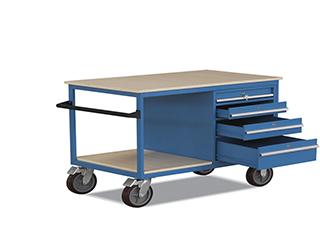 Mobile Tool Trolleys WL series