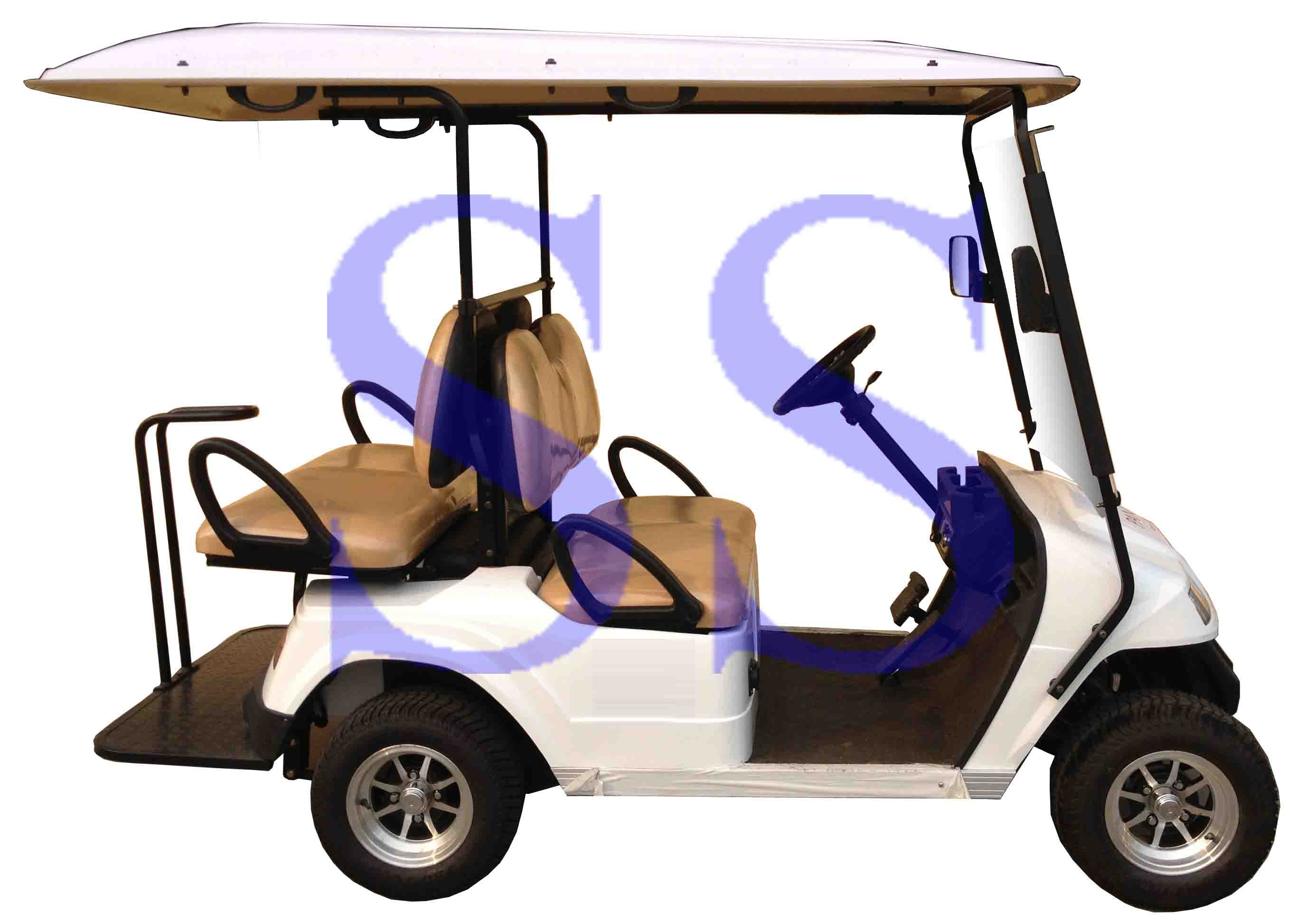 รถกอล์ฟ รุ่น SS-02+2