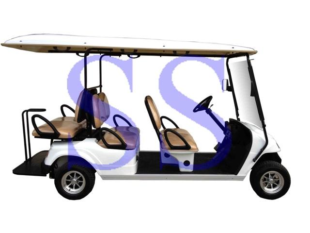 รถกอล์ฟ รุ่น SS-04+2