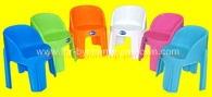 เก้าอี้พลาสติกเด็ก