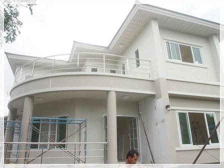 ตัวอย่างบ้านที่โคราช