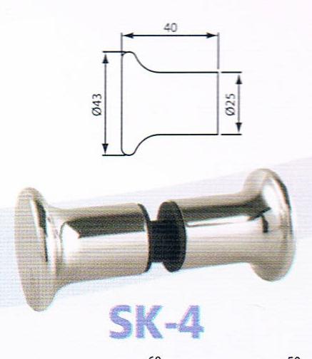 Glass Door Knob Sk 4