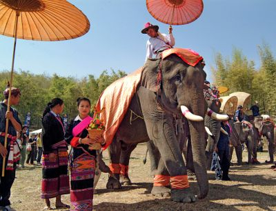 Vientiane-Luangprabang 5 days 4 nights