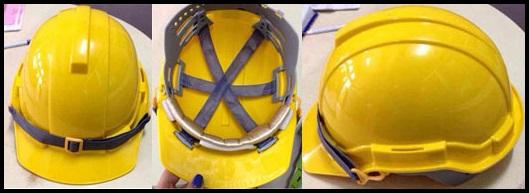หมวกนิรภัย ยี่ห้อ YAMADA รุ่น HMN-001