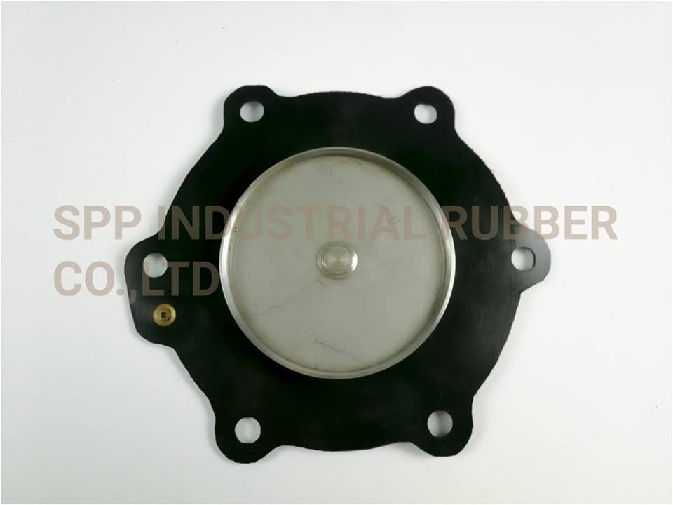 Diaphragm Rubber For Solenoid Valve 2