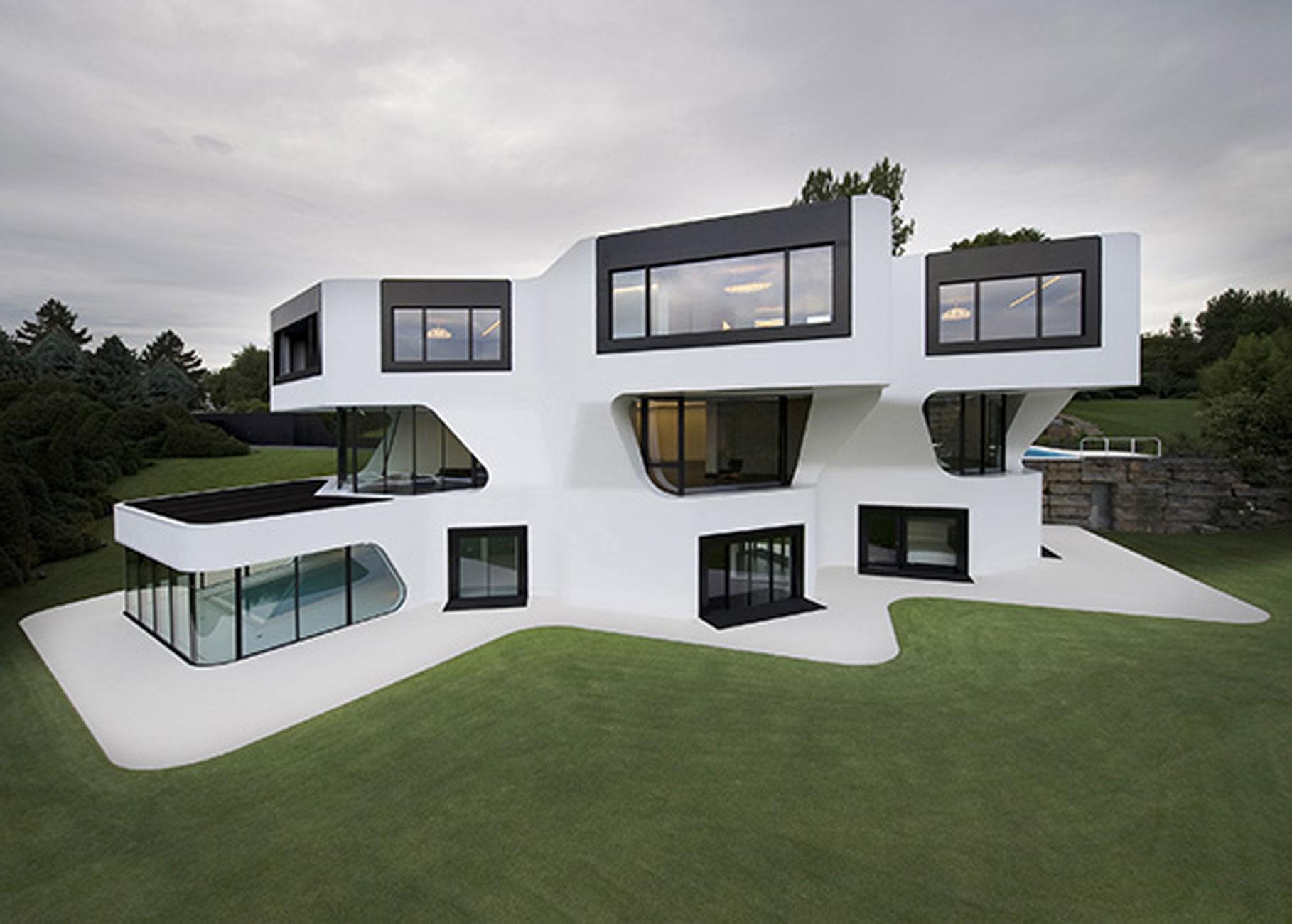 ออกแบบบ้าน CONTEMPORARY