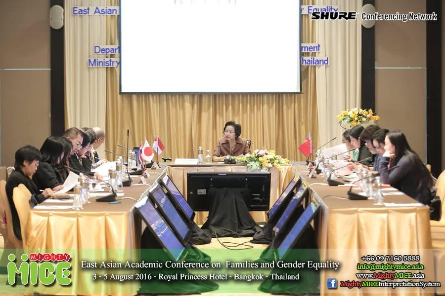 Interpretationbooth Chiang Rai
