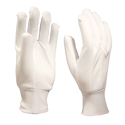 ถุงมือผ้า TC