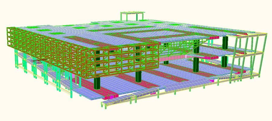 วุฒิวิศวกรรับออกแบบโครงสร้าง