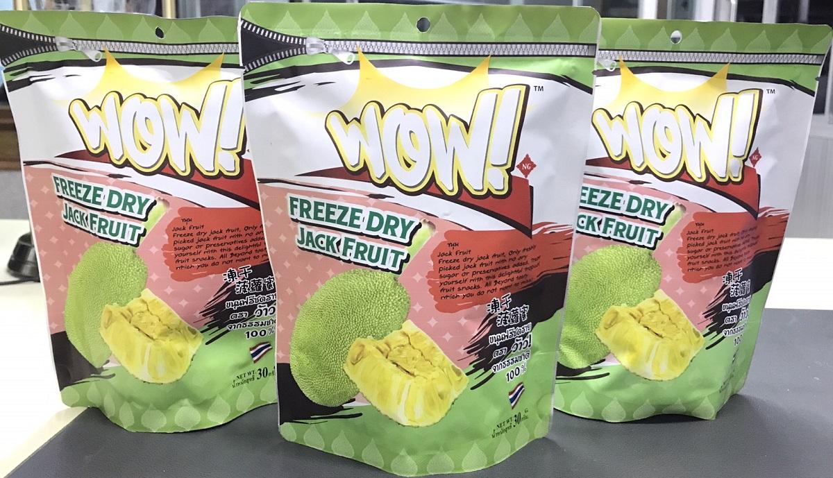 Freeze Dried Jackfruit