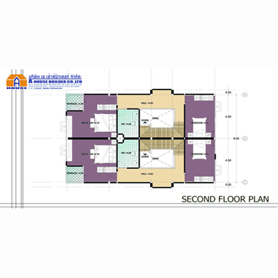 House Plan In Thailand House Design Ideas