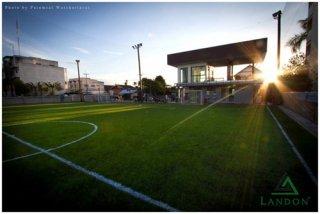 สนามกีฬาหญ้าเทียม
