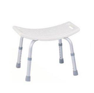 เก้าอี้นั่งอาบน้ำแบบไม่มีพนักพิง