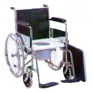 รถเข็นนั่งถ่าย เก้าอี้นั่งถ่าย