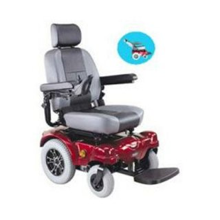 Electric Wheelchair B-5600