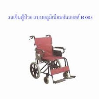 Wheelchair B 005