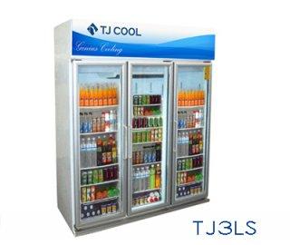 ตู้แช่เครื่องดื่ม มินิมาร์ท 3 ประตู รุ่น TJ3LS