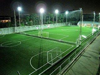 รับสร้างสนามฟุตบอล