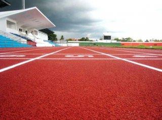 รับติดตั้งพื้นผิวสนามกีฬา