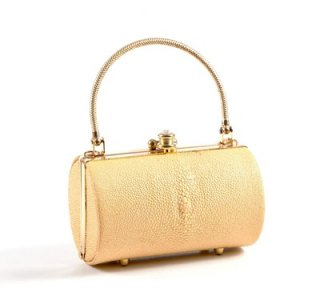 Luxury Cream Handbag
