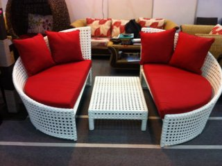Daybed Artificial Rattan 2in1
