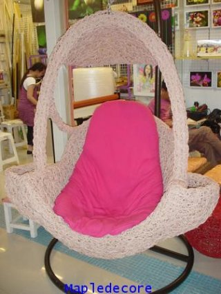 Swing Chair With Side Pocket