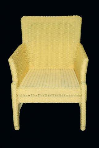 เก้าอี้หวายเทียมสีเหลือง ANSO36