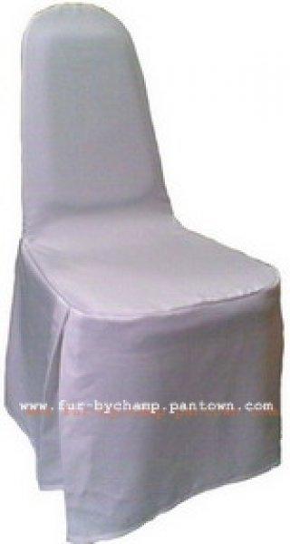 ผ้าคลุมเก้าอี้จัดเลี้ยง ทวิชมุมด้านข้าง