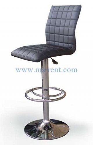 เก้าอี้สตูลบาร์สีดำ