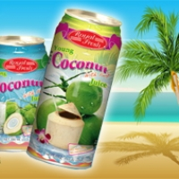Coconut Water without Pulp 520ml