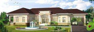 รับออกแบบบ้านนครราชสีมา