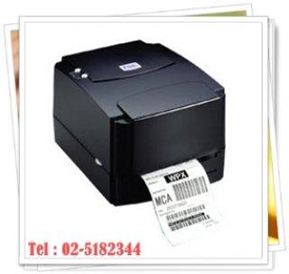 เครื่องพิมพ์บาร์โค้ด รุ่น TSC TTP 244 PLUS