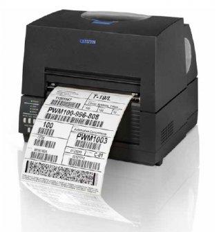 เครื่องพิมพ์บาร์โค้ด Citizen รุ่น CL-S6621