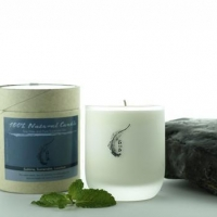 Essential Oil Soy Wax Candle