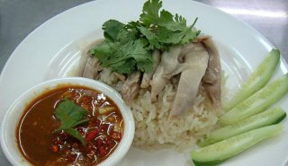 Thai Chicken Rice Sauce