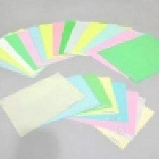 กระดาษสำเนาในตัว (กระดาษเคมี)