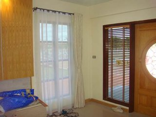 Wooded Blinds