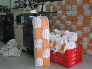 รับผลิตถุงมือผ้า