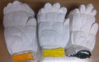 ถุงมือผ้าเนื้อดี
