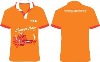 รับผลิตเสื้อกีฬาสี