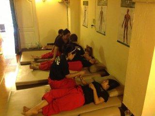 Massage School Health Promoting