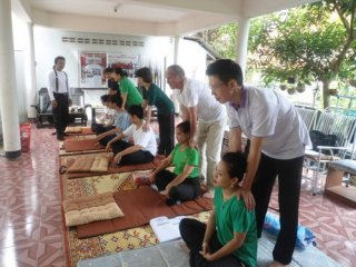เรียนนวดแผนไทย
