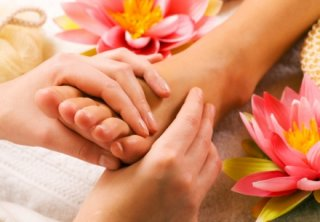 Foot Massage for Health