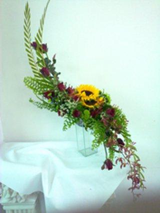 หลักสูตรการจัดดอกไม้